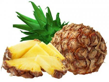 Дизентерию поможет вылечить ананас